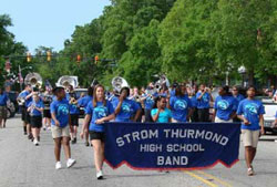 Strom Thurmond Marching Band