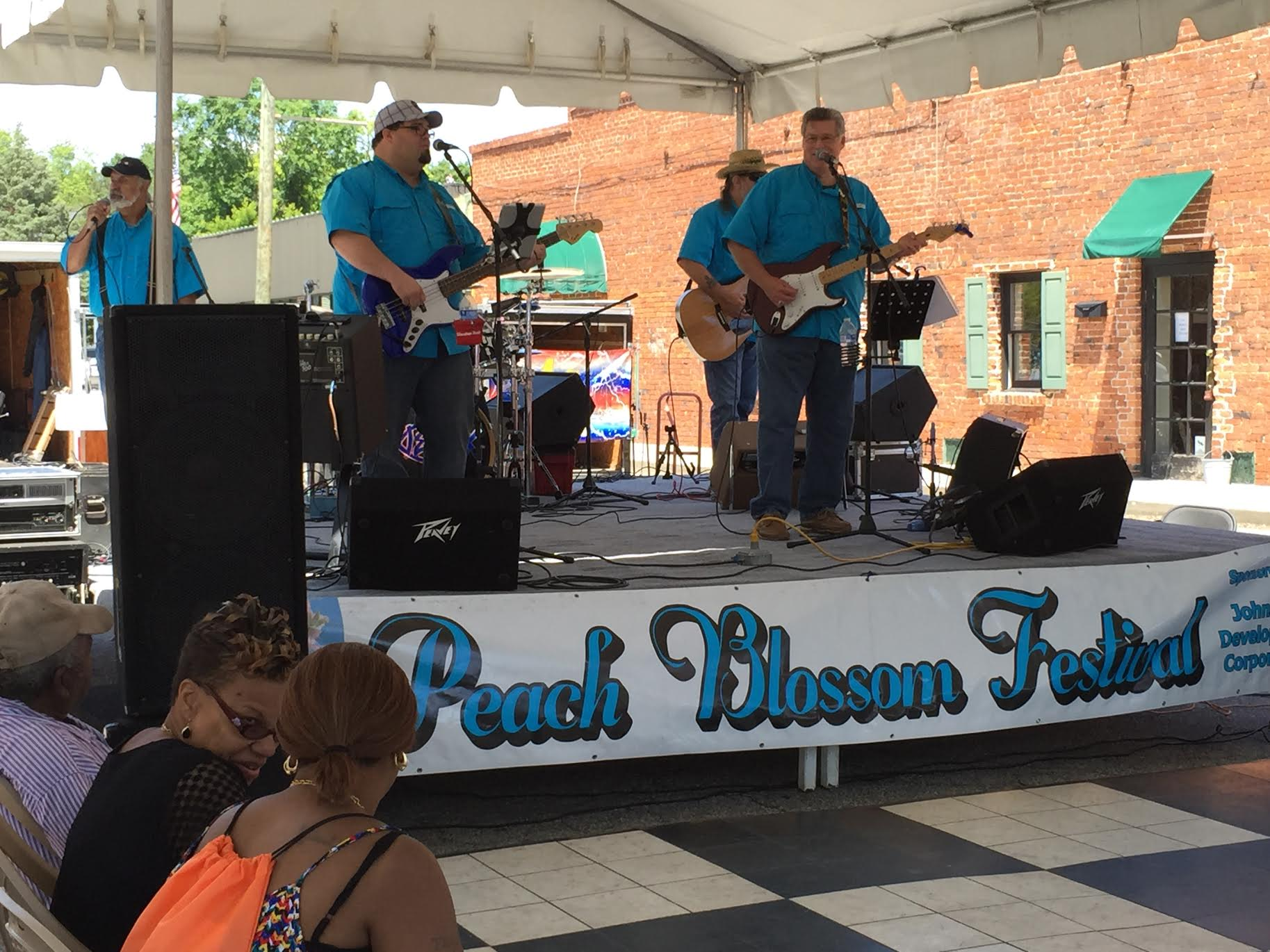 Johnston Peach Blossom Festival on Tap for May 4