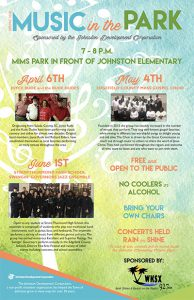 JDC Music in the Park