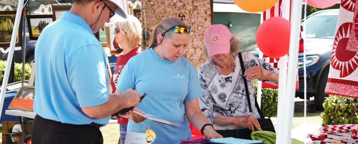 Entries Being Accepted for Arts and Crafts Vendors, Food Vendors for the Johnston Peach Blossom Festival